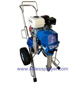 China Gmax Gas Powered Airless Sprayer 7900 8900 Price Starts From Usd1500 Unit Global Delivery