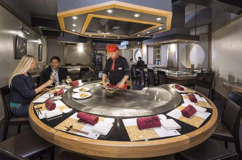 22 Best Teppanyaki Images On Pinterest | Restaurants, Teppanyaki And Baking  Center