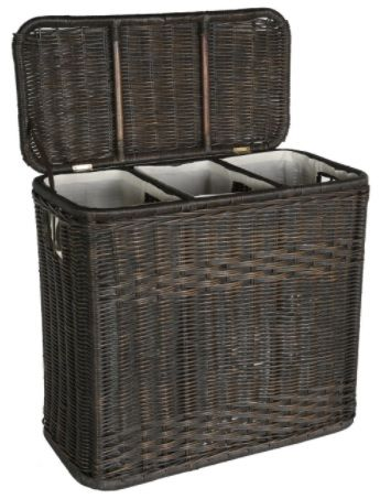 Best Laundry Baskets With Dividers Laundry Hampers With