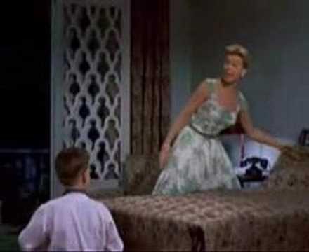 Because, unlike Berger, we are looking ahead rather than back.... Que sera sera... Doris Day - Que Sera Sera