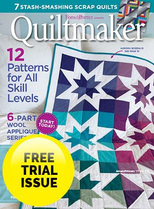 The 5 P's to Make Walking Foot Quilting Work for You in 2020