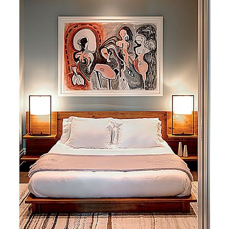 Andes Acacia Platform Bed Reviews Cb2 California King Bedding California King Bed Frame Bed Frame