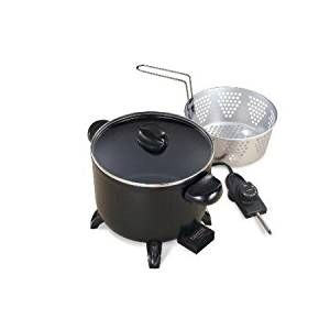 Presto 060006 Cooker Multi Kitchen Kettle 06006 Rice Cookers