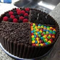 Torta Para Cumpleanos Super Facil Receta De Melina Gejo Receta Torta De Cumpleanos Receta Pastel De Cumpleanos Facil Torta De Cumpleanos Facil