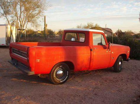 International Harvester Pickup Truck - AR15.Com Archive