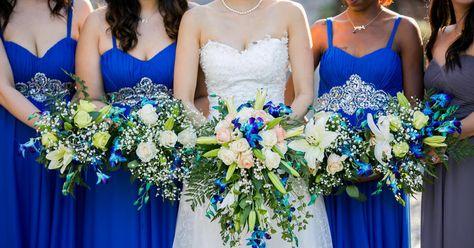 Jewel Tone Colors-Themed Wedding Ideas