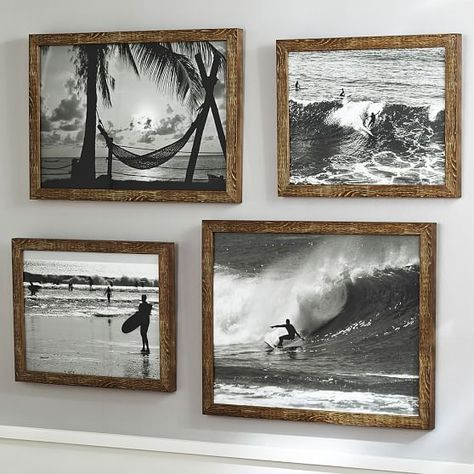 Black And White Surf Prints   PBteen