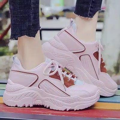 Selamat Berbelanja Sepatu Sneakers Wanita Fashion K9 Premium