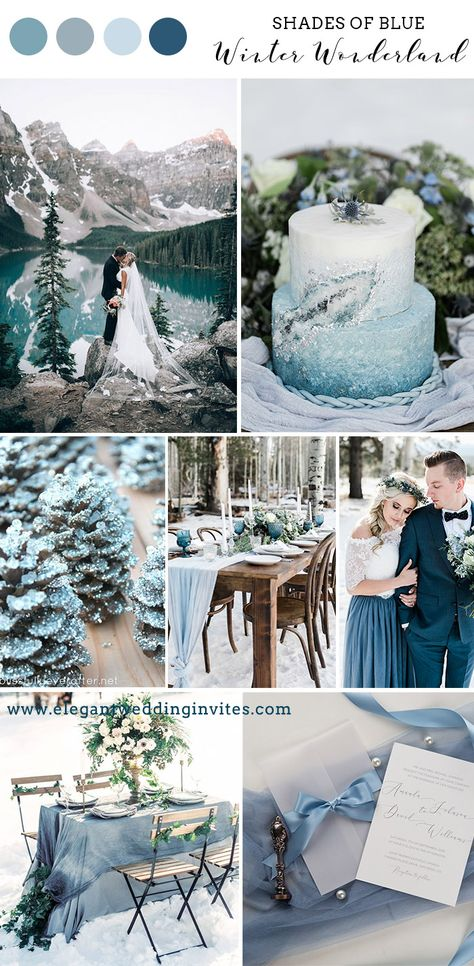 Winter Wonderland Wedding Theme, Winter Wedding Colors, Winter Bride, Christmas Wedding Centerpieces, Wedding Decorations, Table Decorations, Rustic Wedding Photography, January Wedding, Mellow Yellow