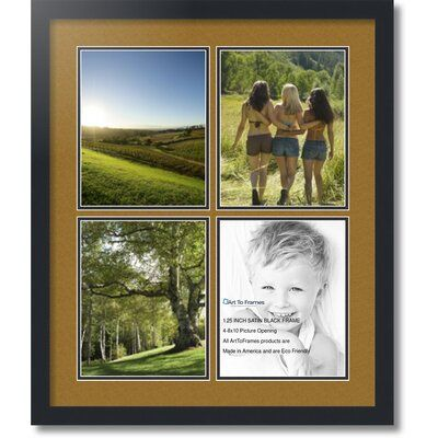Arttoframes Collage Picture Frame Colour El Dorado Picture Size 22 X 27 Collage Picture Frames Picture Frames Pictures
