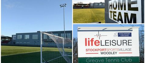 The North West Counties Football League is meeting on March 2 to vote on whether the Woodley club should be expelled for unpaid debts