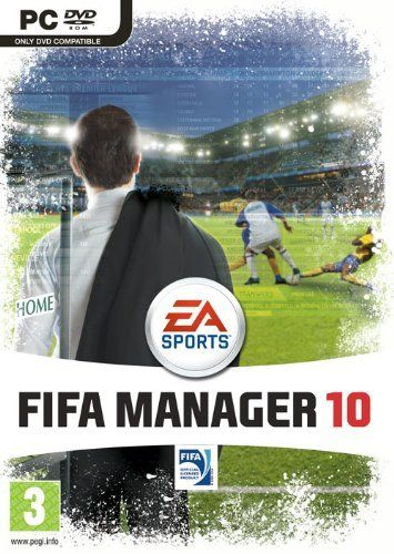 Fifa Manager 10 Pc Dvd By Electronic Arts Http Www