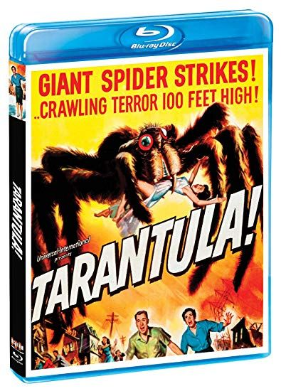 Amazon com: Tarantula [Blu-ray]: John Agar, Mara Corday
