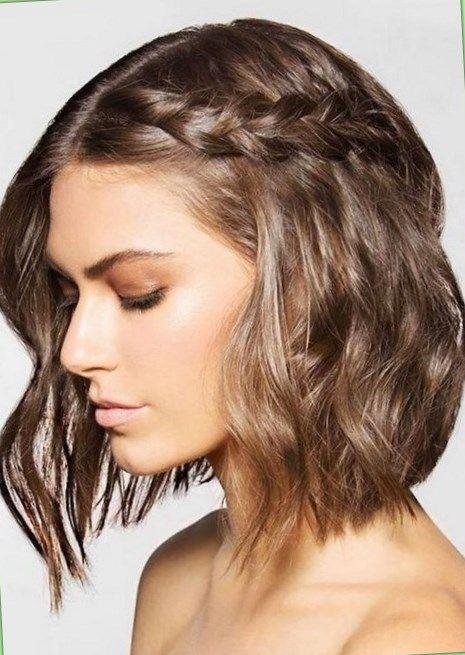 21 Peinados elegantes para cabello mediano