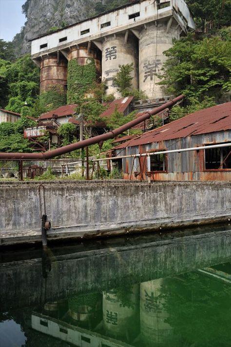 日本の廃墟格付けランキングトップ50 画像 ファンタジーな風景