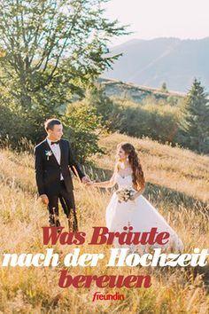Diesen Fehler Bereuen Die Meisten Braute Nach Der Hochzeit Freundin De Hochzeit Hochzeitsarten Hochzeitskleid Nach Hochzeit