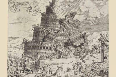 El Planeta De Kain La Torre De Babel Mito Biblico O Historia