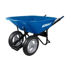 Lawn /& Garden Folding Wheel Barrel Cart FREE SHIPPING