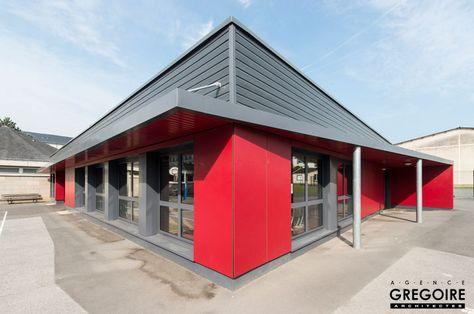 Restaurantscolaire nouveau #mobilier installé & Fabriqué par ...