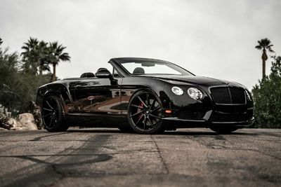 2013 Bentley Continental Gt V8 2dr Conv Black Convertible 2 Doors 89950 To View More Details Go To Https Www Creativebespoke Com Inventory View 1 2020