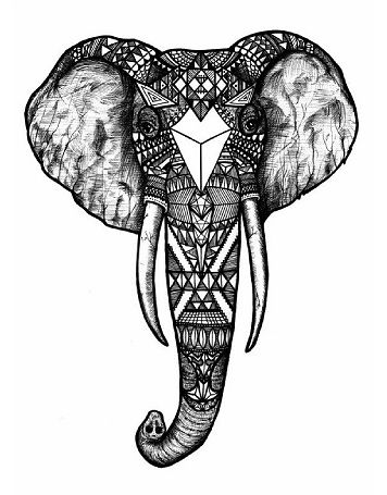 9 Traditional African Tattoo Designs And Meanings African Tattoo