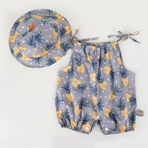 Rocket Bug Baby and Toddler Overalls-Octopus
