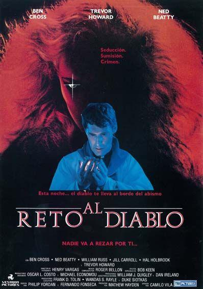 1988 Reto Al Diablo Tt0096340 Horror Movies Movies And Tv Shows Movies
