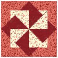 17 Best images about pinwheel quilt patterns on Pinterest | Quilt ... : 12 quilt block patterns - Adamdwight.com