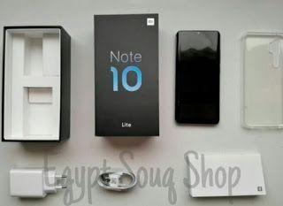 Xiaomi Mi Note 10 Lite سعر ومواصفات هاتف شاومي مي نوت 10 ليت Clock 10 Things Smartphone