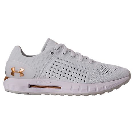 7808c93490 UNDER ARMOUR WOMEN'S HOVR SONIC RUNNING SHOES, WHITE. #underarmour ...