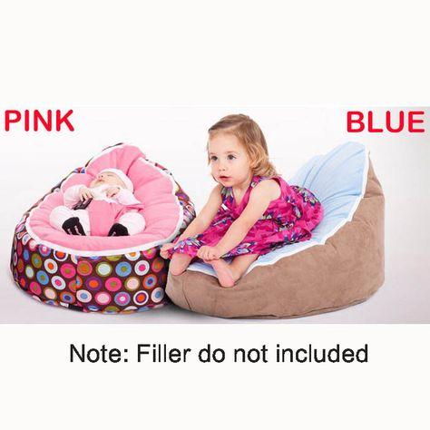 Incredible Baby Bean Bags Bed Baby Sleeping Beanbag Chair Newborn Sofa Machost Co Dining Chair Design Ideas Machostcouk