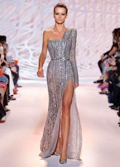 Vestiti Cerimonia Haute Couture.Abiti Da Cerimonia 2015 Zuhair Murad Foto 20 41 Pourfemme