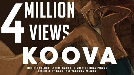 Koova Single Ondraga Originals Chinna Ponnu Madhan Karky Karth The Originals Songs Lyrics