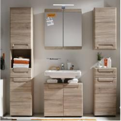 5 Tlg Badmobel Set Gochenour Brayden Studio In 2020 Badezimmer Spiegelschrank Badezimmer Aufbewahrung Und Badezimmerideen