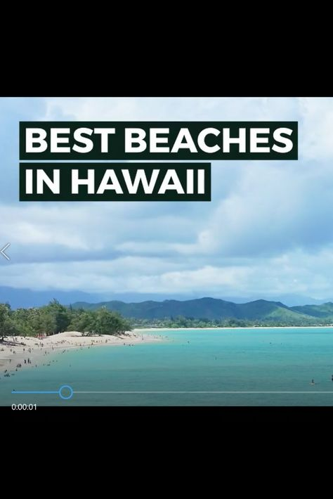 VIDEO: Best beaches in Hawaii USA. Things to do in Oahu Hawaii. Places to visit. Hawaii itinerary. Best beaches in the world. USA travel bucket list destinations. Hawaii vacation ideas and planning tips. East Oahu beaches.