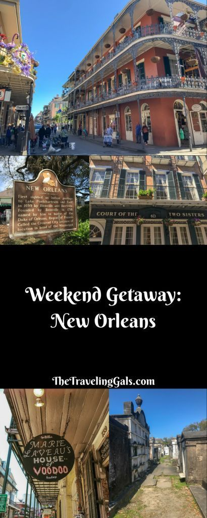 Weekend Getaway In New Orleans Louisiana Read About What We Did During Our Weekend In Nola Neworleans Nol Usa Travel Destinations Travel Insurance Travel