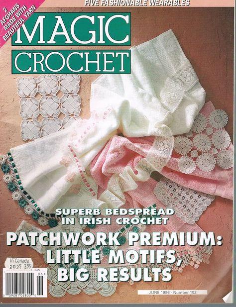 Magic Crochet Magazine Pdf