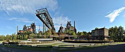 Landschaftspark Duisburg Nord Wikipedia With Images Park Landscape Landscape Nord