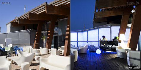 La Terraza Lounge Club Comparativa 2 Terrazas Lounge Y
