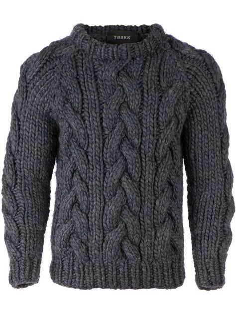 5acb5501feb Best 25 Chunky cable knit sweater ideas on Pinterest