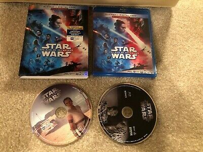 This Is A Link To Amazon And As An Amazon Associate I Earn From Qualifying Purchases Star Wars The Rise Of Skywalker Blu Raybo In 2020 Star Wars Artwork War Star Wars