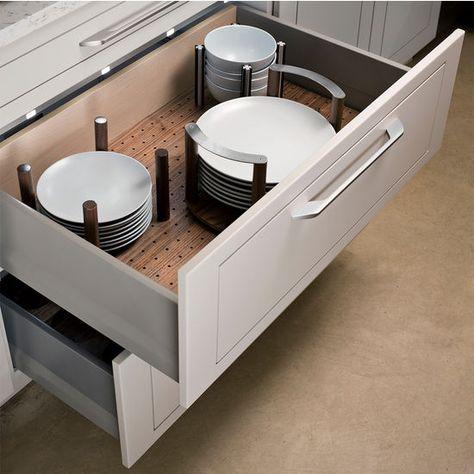 Nolte Innenauszug - einteilbar - Nolte Zubehör - Küchen Geisler - nolte küchen zubehör