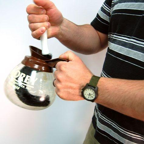 Coffee Pot Cleaning Brush Coffee, Tea & Espresso Kitchen ...