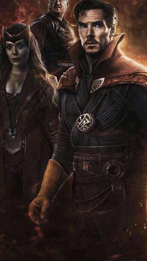 Doctor Strange Multiverse Of Madness HD Wallpaper