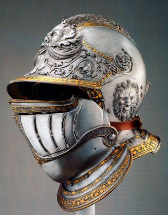 Смотреть-не оторваться: Старинные шлемы и доспехи.: maksonovosti
