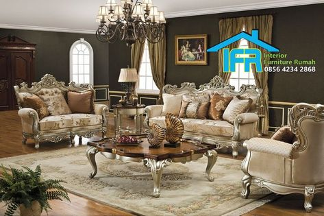 kursi mewah ruang tamu, kursi tamu sofa minimalis, sofa