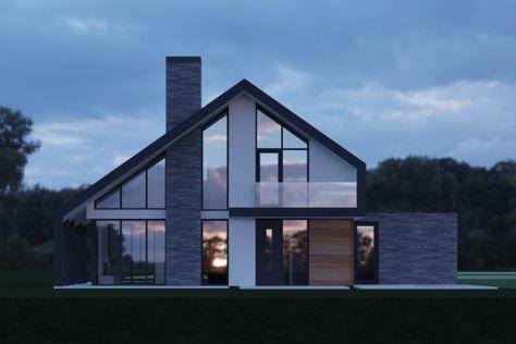 nieuwbouw schuurwoning | dedemsvaart - ontwerp voor een nieuw te