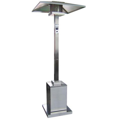 Az Patio Heaters 41 000 Btu Commercial Stainless Steel Gas Patio