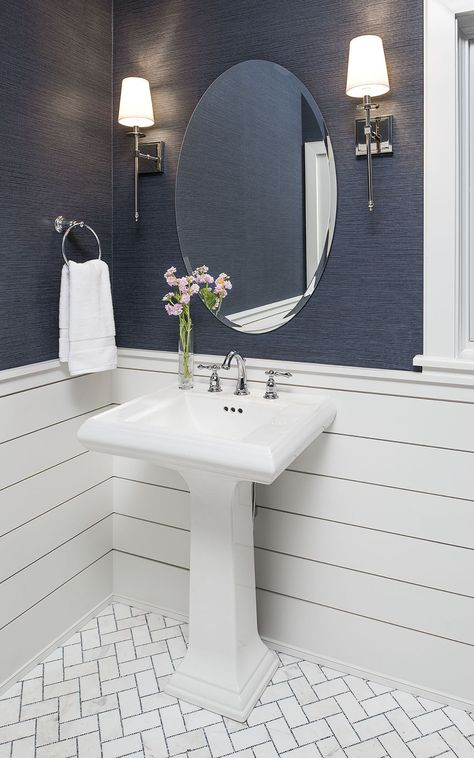 42 Best Ideas For Grasscloth Wallpaper Bathroom Galleries