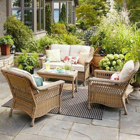 57d55b5e037bd93db20fd25a5c69dd76 - Better Homes And Gardens Cane Bay 4 Piece Conversation Set